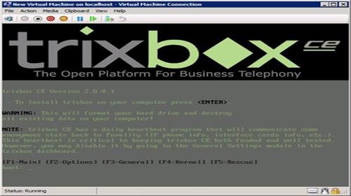 trixbox-install