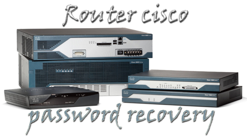 password recovery cisco