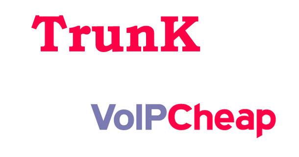 trunk voipcheap